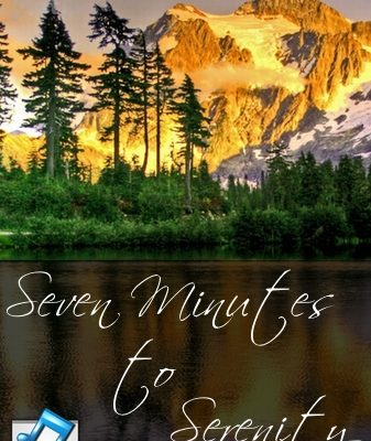 Seven Minutes to Serenity by Lisa Parker