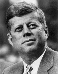 A Management Moment With…John F. Kennedy