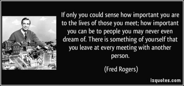 A Management Moment With…Fred Rogers