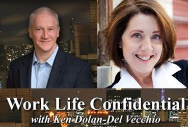 Voice of America Radio Interview with Lisa Parker: Showing up for work courageously