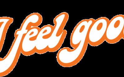 Looking forward to feeling good